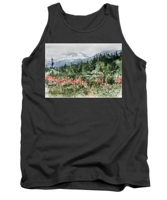 Time To Go Home Tank Top