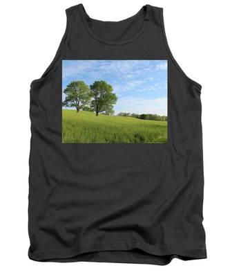 Summer Trees 3 Tank Top