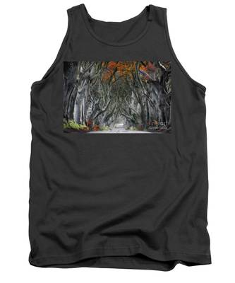 Trees Embracing Tank Top