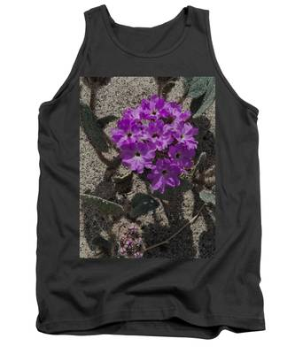 Violets In The Sand Tank Top