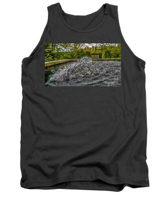 Water In Motion Tank Top