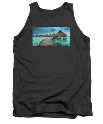Way To Luxury 2x1 Tank Top