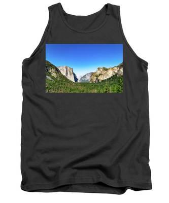 Yosemite Valley- Tank Top