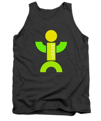Green Style Tank Top