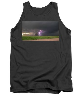 Tank Top featuring the photograph Chasing Naders In Nebraska 017 by Dale Kaminski