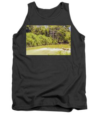 Country River In Trelawny Jamaica Tank Top
