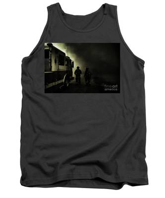 Into The Fight Tank Top