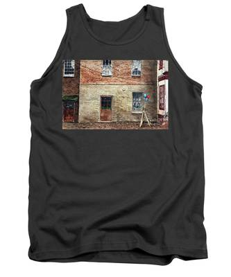 Lunch Specials Tank Top