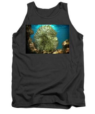 Ocean With Its Life Underground Tank Top
