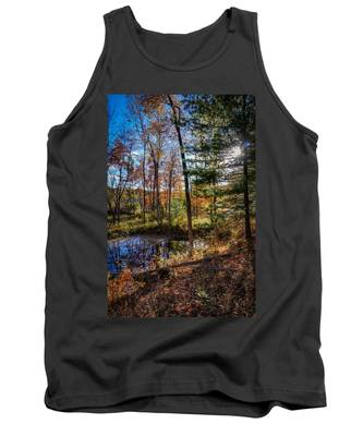 October Late Afternoon Tank Top