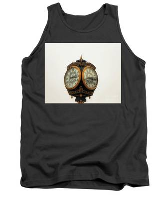 Outside Timepiece Tank Top