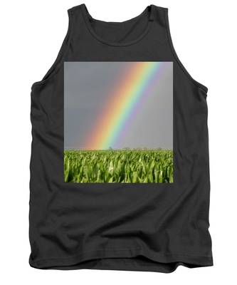 Tank Top featuring the photograph Storm Chasing After That Afternoon's Naders 023 by NebraskaSC