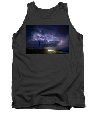 Tank Top featuring the photograph The Best Supercell Of The Summer 043 by NebraskaSC
