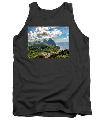The Piton Twins Tank Top