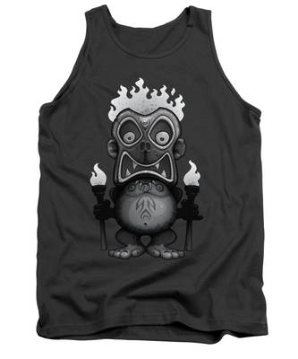 Pacific Tank Tops