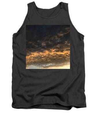 Cloud Tank Tops