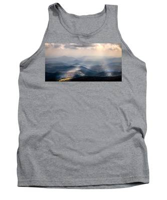 Sound The Trumpets Tank Top