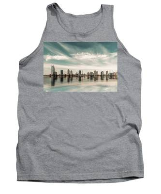a look to New Jersey  Tank Top