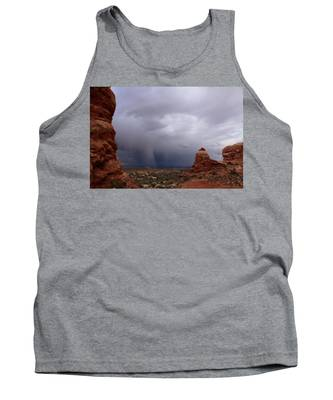 Arches National Monument Moab Tank Top