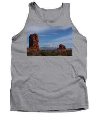 Arches National Monument Tank Top