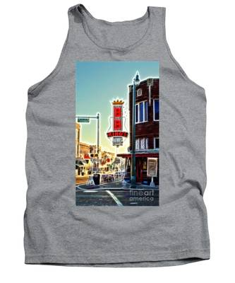 Bb King Club Tank Top