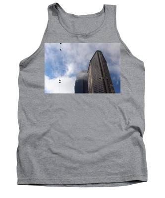 Birds On A Wire Tank Top