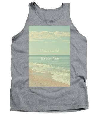 Dreams And Wishes Tank Top