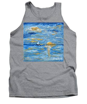 End Of The Storm Tank Top