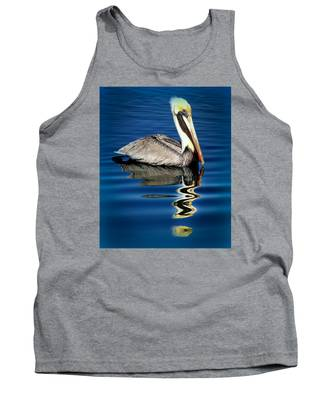 Eye Of Reflection Tank Top