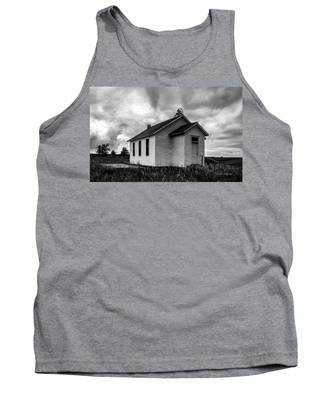Icarian Schoolhouse Tank Top