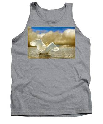 Lady-in-waiting Tank Top