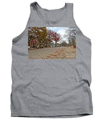 Lonely Colonial Williamsburg Tank Top