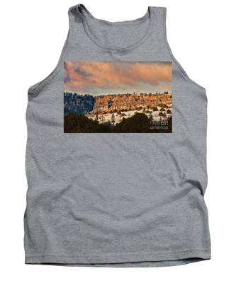 Morning Sun On The Ridge Tank Top