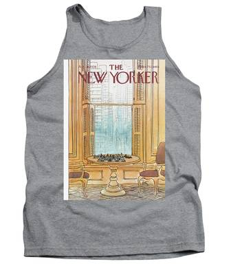 New Yorker August 30th, 1976 Tank Top