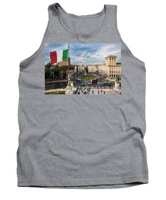 Piazza Venezia Tank Top