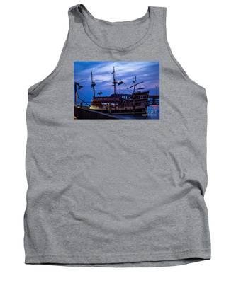 Pirate Ship Tank Top