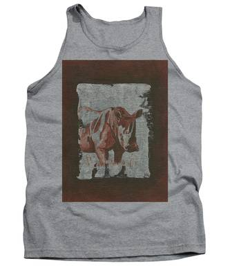 Rhinoceros Tank Top