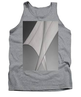 Sailcloth Abstract Number 3 Tank Top