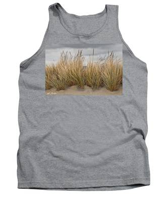 Sea Grass And Sand Tank Top