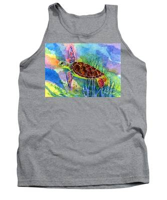 Closed Tank Tops