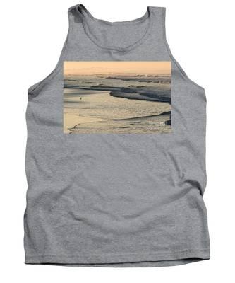 Sunrise On The Ocean Tank Top