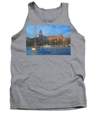The Vinoy Park Hotel Tank Top