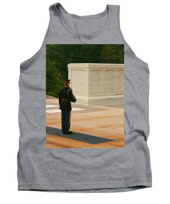 Tomb Of The Unknown Soldier Tank Top
