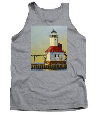 Waiting For The Sunset Tank Top