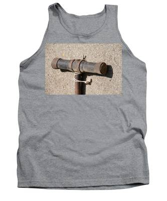 A Really Old Hammer Tank Top