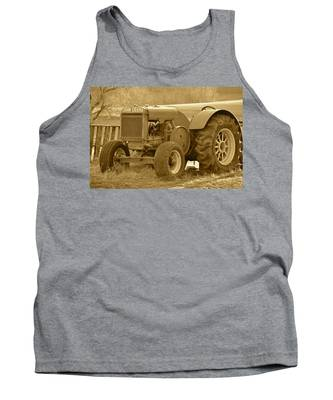 This Old Tractor Tank Top