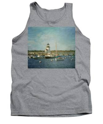 Welcome To Nantucket Tank Top