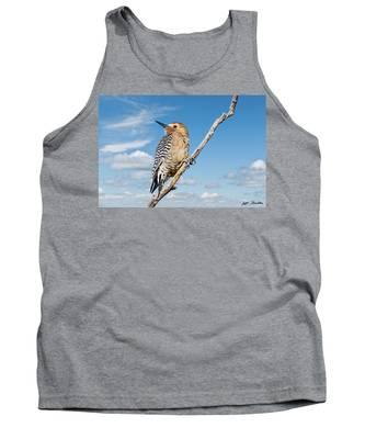 Male Gila Woodpecker Tank Top