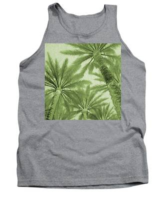 Palm Trees On My Mind Tank Top
