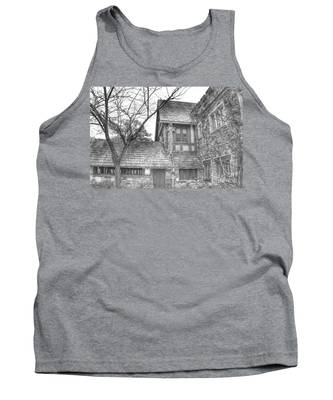 Annex At Ringwood Manor With Tree Tank Top